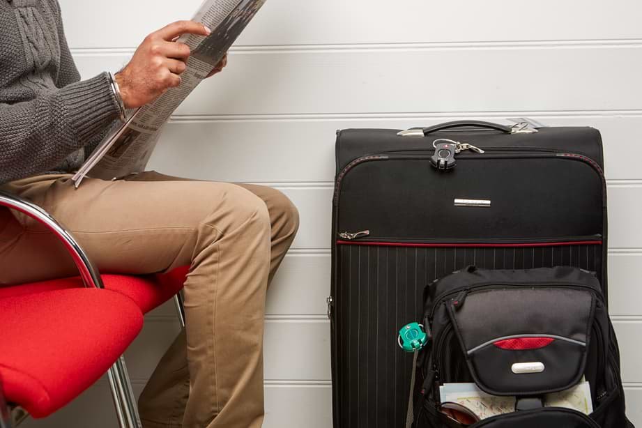 AirBolt review: The Innovative Luggage Lock that fights thieves and makes keys obsolete